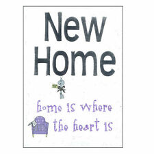 Greeting Card with Envelope - LP5051 New Home