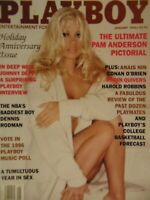 Playboy January 1996 | Pamela Anderson Victoria Fuller      #1443+