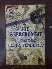 Il Sapore della Vendetta Joe Abercrombie |° edizione gargoyle 2014