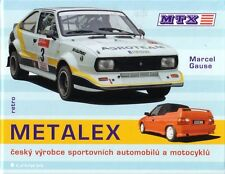 Book - Metalex MTX - Gause - Skoda Lada Rally Racing Cars Cabriolet Coachbuilt