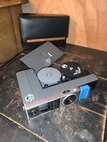 DeJUR ELECTRA EF-10 Vintage Movie Film Camera Chromtar 13mm f/1.8 Lens + Case