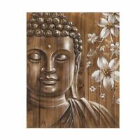 5D DIY Full Diamond Painting Buddha Embroidery Cross Craft Stitch Kit Home Decor