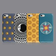 Sun Moon Light Galaxia Espacio teléfono caso para IPHONE 7 8 XS XR SAMSUNG S8 S9 Plus