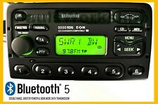 Original Ford 5000NE RDS Bluetooth 5.0 + AUX-IN Web Radio Handy 6000 Code Karte