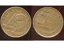 BRESIL  5 centavos  2001