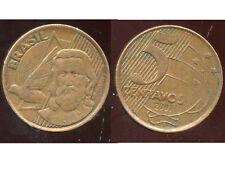 BRESIL  5 centavos  2001  ( bis )