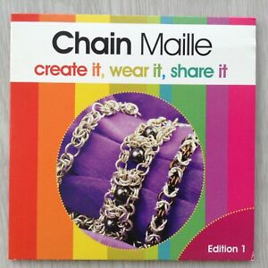 Jewellery Maker  DVD: Chain Maille Edition 1. NEW