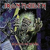 Iron Maiden - No Prayer for the Dying (CD 1998)  NEW AND SEALED