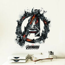 The Avengers Vinyl Wall Decals Kids Sticker Removable Room Decor  Wallpaper