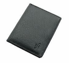 Men RFID Blocking Soft Slim Leather Credit Cardholder Case Minimalist Wallet 105