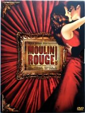 Dvd Moulin Rouge - Special Edition digipack 2 dischi 2001 Usato