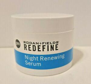 Rodan + Fields REDEFINE Night Renewing Serum, 60 Capsules NEW NOT SEALED