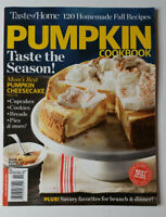 Taste of Home PUMPKIN COOKBOOK Magazine TOH Orange Edition Taste the Season 2020
