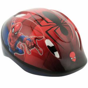 Spiderman Kids Bike/Scooter Safety Helmet