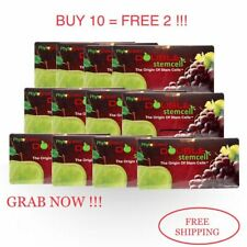 NEW 12 X PHYTOSCIENCE Double Stemcell Anti Aging Health Beauty Keep Young Skin