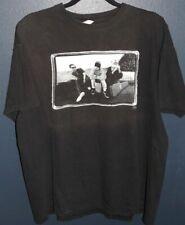 1992 Beastie Boys Check Your Head Men's Black Shirt XL VTG HIP-HOP RAP NY NYC