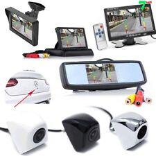 Hecktür Rückfahrkamera inkl. Monitor - Bis zu 5 Jahre Garantie für KFZ PKW Auto