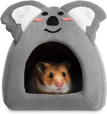 Hollypet Warm Small Pet Bed Animals Shape Rabbit Bed Dutch Pig Hamster Cotton Ne