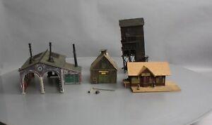 HO Assorted Building Lot [4]