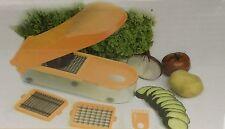 Gemüseschneider Zwiebelschneider Obstschneider Früchteschneider Zerkleinerer
