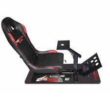 Sedile da corsa con supporto per volante pedaliera e cambio XTREME 90450 Games