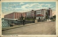 Salem MA Naumkeag Mill c1920 Postcard