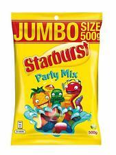 Starburst Party Mix Large Bag 500g x 3