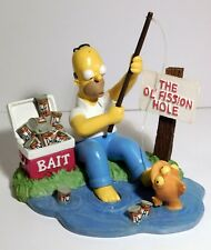 Gone Fission Mis-Adventures of Homer Simpson Numbered 2002 20th Century Fox