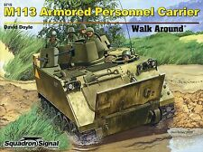 Squadron/Signal Walk Around 5715 - M113 Armored Personnel Carrier - NEW