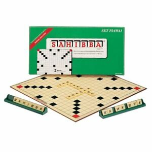 [ SPM GAMES 03 ] SAHIBBA Bahasa Malaysia Only Version [ Standard Set ]