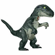 Velociraptor Inflatable Adult Costume