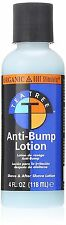 ORS Tea Tree Anti Bump Lotion Shave & Aftershave Moisturizer Ingrown Hair 4oz