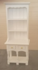 Dolls House Furniture, Kitchen, 2 Drawer Dresser