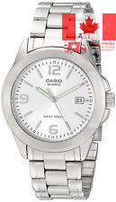 Casio Men s MTP1215A-7ACR Stainless Steel Watch