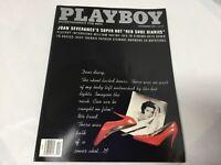Playboy magazine November 1992 Joan Severance Stephanie Adams NEAR MINT