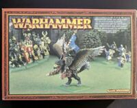 Games Workshop Fantasy Warhammer Bretonnian Duke on Hippogriff WFB AoS Rare OOP