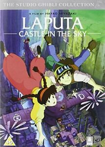 Laputa: Castle In The Sky [DVD] - DVD  YWVG The Cheap Fast Free Post
