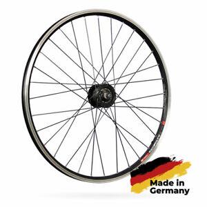 Taylor-Wheels 26 pollici ruota DT 535 bici dinamo mozzo disco Alfine nero