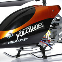UK Metal RC Helicopter 9053G 21 Inch Volitation Radio Control Gyro Double Horse
