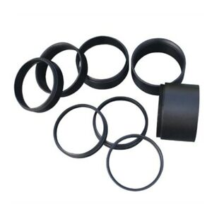 M48X0.75 Extension Tube 3/5/7/10/15/20/30mm Adapter Ring Astronomical Telescope