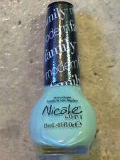NICOLE BY OPI NAIL POLISH ALEX BY THE BOOKS MINT GREEN NAIL POLISH LACQUER