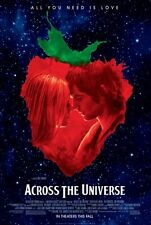Across The Universe Movie Poster #02 Strawberry 24x36