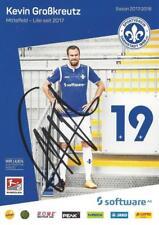 KEVIN GROßKREUTZ-DFB-WELTMEISTER-2014-VFB STUTTGART-DARMSTADT 98-AUTOGRAMMKARTE