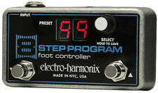 Electro-Harmonics EHX 8 Step Program Foot Controller for 8 Step Sequencer Pedal