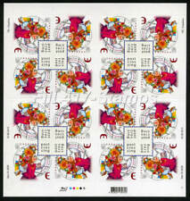 """2015, UKRAINE,  """"Greeting from Ukraine"""".  Self adhesive stamps for postcrossing."""