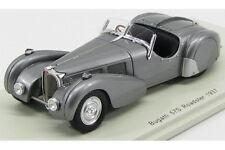 Bugatti 57S Roadster - derain 1936 S2717 1:43 Spark