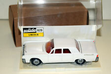 SOLIDO-TEKNO #829 (1970) - FORD LINCOLN CONTINENTAL SERIE SPECIALE - NMINT BOXED