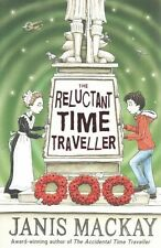 The Reluctant Time Traveller (Kelpies)-ExLibrary