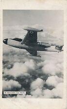 POSTCARD  AVIATION   De  Havilland  Sea  Venom