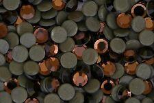 Swarovski 2028 Smoked Topaz  Hotfix  Rhinestones 1440 pieces  20ss (5mm)